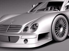Mercedes-Benz CLK GTR 1998 Image 12