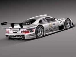 Mercedes-Benz CLK GTR 1998 Image 5