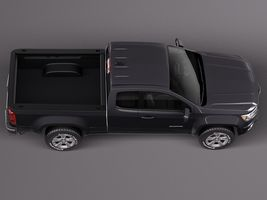 Chevrolet Colorado ShortCab 2015 Image 8
