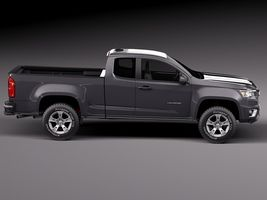 Chevrolet Colorado ShortCab 2015 Image 7