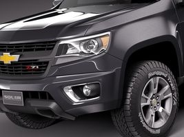 Chevrolet Colorado ShortCab 2015 Image 3