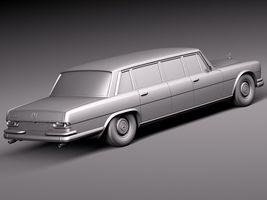 Mercedes-Benz 600 w100 Pullman 1963-1981 Image 13