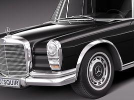 Mercedes-Benz 600 w100 Pullman 1963-1981 Image 3
