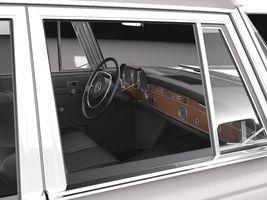 Mercedes-Benz 600 w100 Pullman 1963-1981 Image 9