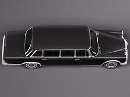 Mercedes-Benz 600 w100 Pullman 1963-1981 Image 8