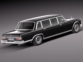 Mercedes-Benz 600 w100 Pullman 1963-1981 Image 5
