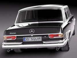 Mercedes-Benz 600 w100 Pullman 1963-1981 Image 6
