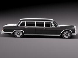 Mercedes-Benz 600 w100 Pullman 1963-1981 Image 7