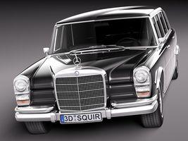 Mercedes-Benz 600 w100 Pullman 1963-1981 Image 2