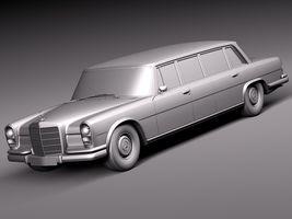 Mercedes-Benz 600 w100 Pullman 1963-1981 Image 10