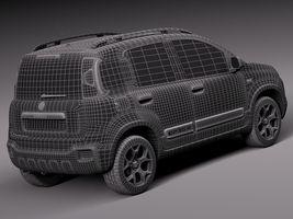 Fiat Panda Cross Country 2014 Image 16