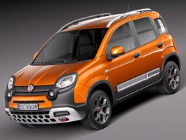Fiat Panda Cross Country 2014 Image 1