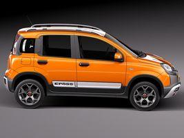 Fiat Panda Cross Country 2014 Image 7