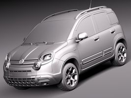 Fiat Panda Cross Country 2014 Image 9