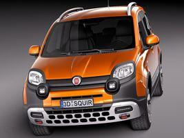 Fiat Panda Cross Country 2014 Image 2
