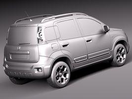 Fiat Panda Cross Country 2014 Image 12
