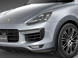 Porsche Cayenne Turbo 2015 Image 3