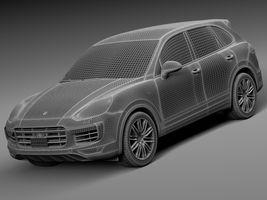 Porsche Cayenne Turbo 2015 Image 13
