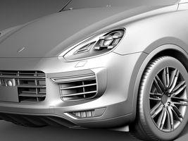 Porsche Cayenne Turbo 2015 Image 10