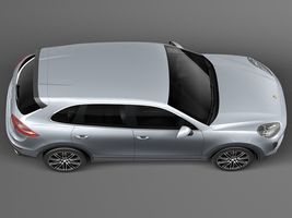 Porsche Cayenne Turbo 2015 Image 8