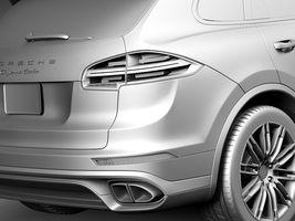 Porsche Cayenne Turbo 2015 Image 11