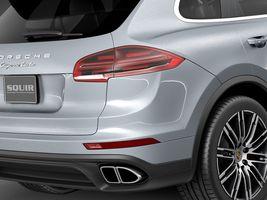 Porsche Cayenne Turbo 2015 Image 4