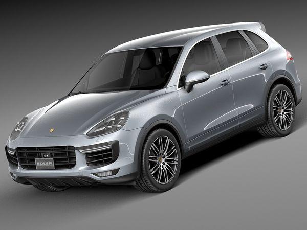 Porsche Cayenne Turbo 2015 Image 1