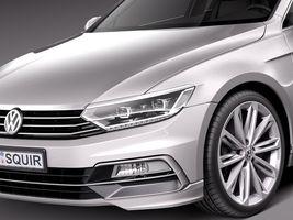 Volkswagen Passat R-line 2015 Image 3