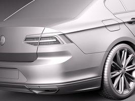 Volkswagen Passat R-line 2015 Image 11