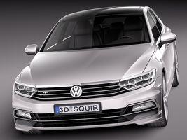 Volkswagen Passat R-line 2015 Image 2