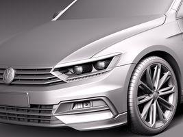 Volkswagen Passat R-line 2015 Image 10