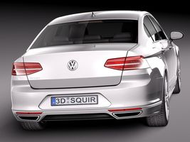 Volkswagen Passat R-line 2015 Image 6