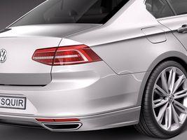 Volkswagen Passat R-line 2015 Image 4