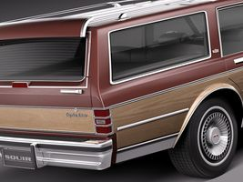 Chevrolet Caprice Estate Wagon 1978 Image 3