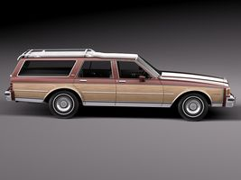 Chevrolet Caprice Estate Wagon 1978 Image 6