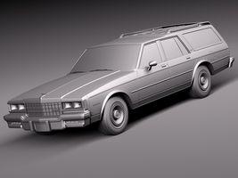 Chevrolet Caprice Estate Wagon 1978 Image 8