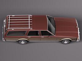 Chevrolet Caprice Estate Wagon 1978 Image 7