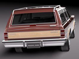 Chevrolet Caprice Estate Wagon 1978 Image 5