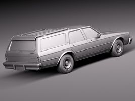 Chevrolet Caprice Estate Wagon 1978 Image 11