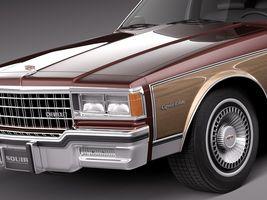 Chevrolet Caprice Estate Wagon 1978 Image 2