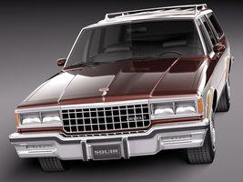 Chevrolet Caprice Estate Wagon 1978 Image 1