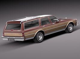 Chevrolet Caprice Estate Wagon 1978 Image 4