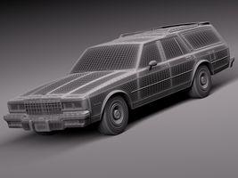 Chevrolet Caprice Estate Wagon 1978 Image 12