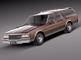Chevrolet Caprice Estate Wagon 1978 Image 16