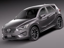 Mazda CX-5 2016 Image 1