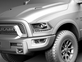 Dodge Ram 1500 Rebel 2015 Image 10