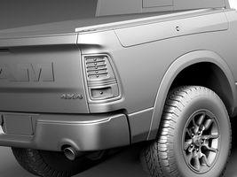 Dodge Ram 1500 Rebel 2015 Image 11
