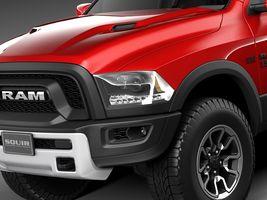 Dodge Ram 1500 Rebel 2015 Image 3