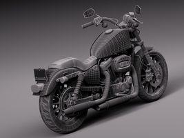 Harley-Davidson Iron 883 Roadster 2015 Image 14