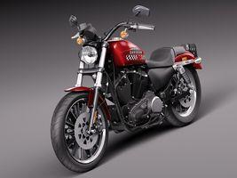 Harley-Davidson Iron 883 Roadster 2015 Image 1